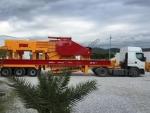 200-350 T/S MOBİL PRİMER ÇENELİ KIRICI GNR-110